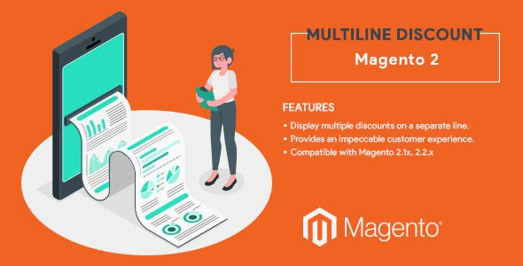 Multiline Discount Magento 2 Extension