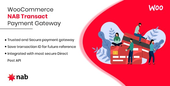 WooCommerce NAB Transact Payment Gateway Extension
