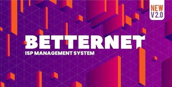 betternet -  ISP Management System