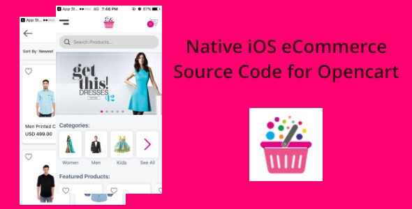 i.am.retailer - iOS Shopping App powered by Opencart - CodeCanyon Item for Sale