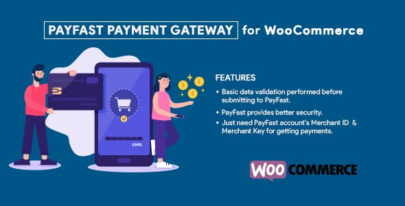 PayFast Payment Gateway Woocommerce Plugin