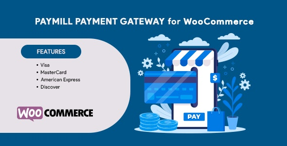 PayMill Payment Gateway Woocommerce Plugin - CodeCanyon Item for Sale