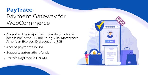 PayTrace Payment Gateway WooCommerce Plugin