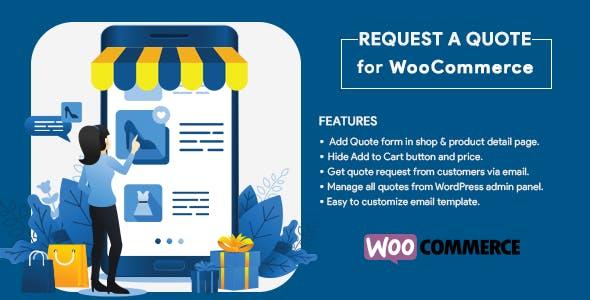Request a Quote WooCommerce Plugin