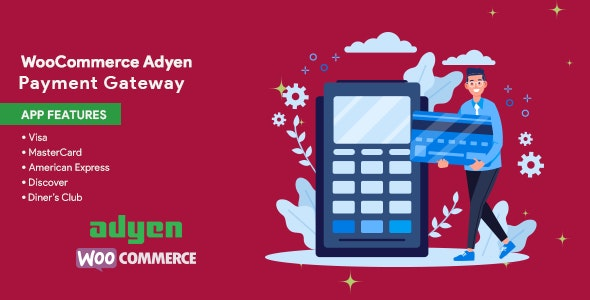 WooCommerce Adyen Payment Gateway Plugin - CodeCanyon Item for Sale