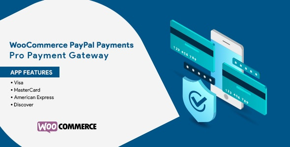 WooCommerce PayPal Payments Pro Payment Gateway Plugin - CodeCanyon Item for Sale