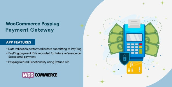 WooCommerce Payplug Payment Gateway Extension - CodeCanyon Item for Sale