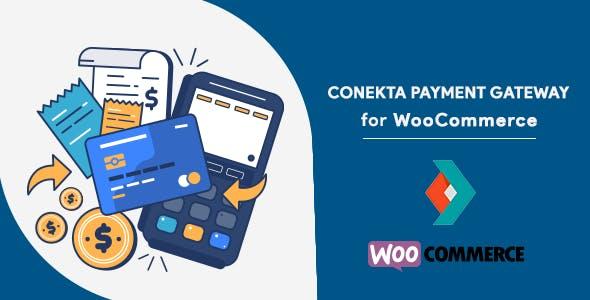 Conekta Payment Gateway WooCommerce Plugin