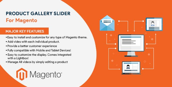 Product Gallery Slider for Magento