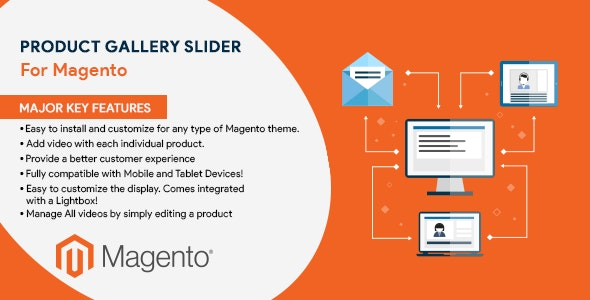 Product Gallery Slider for Magento - CodeCanyon Item for Sale