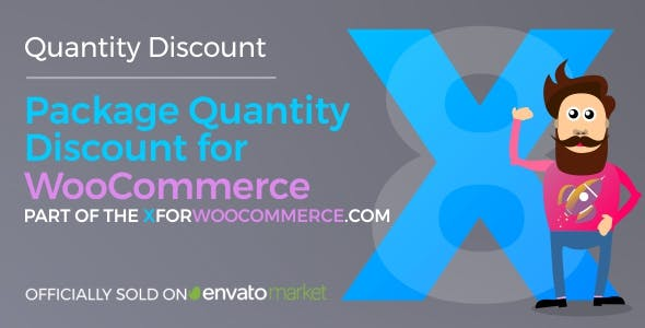 Package Quantity Discount for WooCommerce
