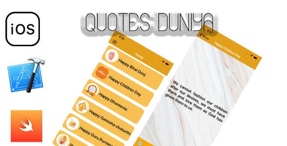 QUOTES DUNIYA - CodeCanyon Item for Sale