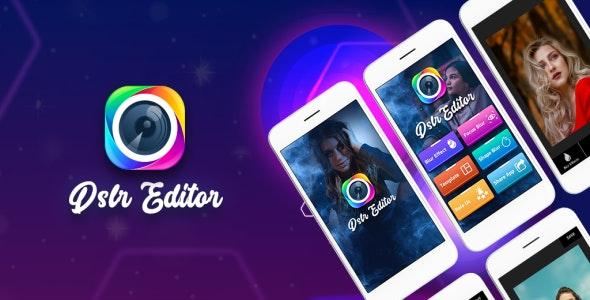 Photo Effect: DSLR Blur - CodeCanyon Item for Sale