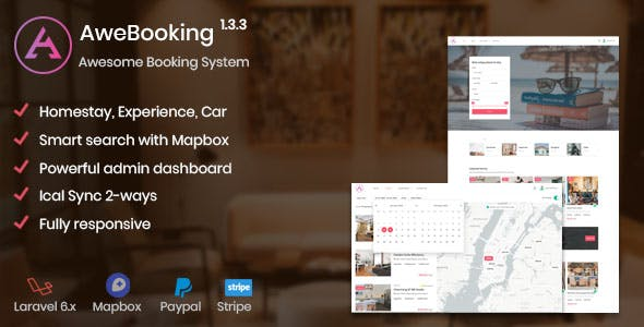 AweBooking - Awesome Booking System