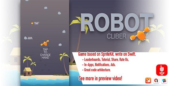 Robot Climber - CodeCanyon Item for Sale