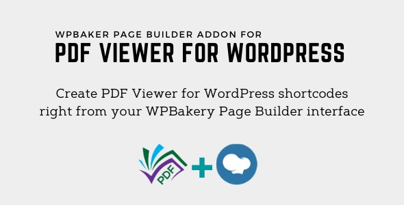 Visual Composer Addon for PDF Viewer for WordPress - CodeCanyon Item for Sale