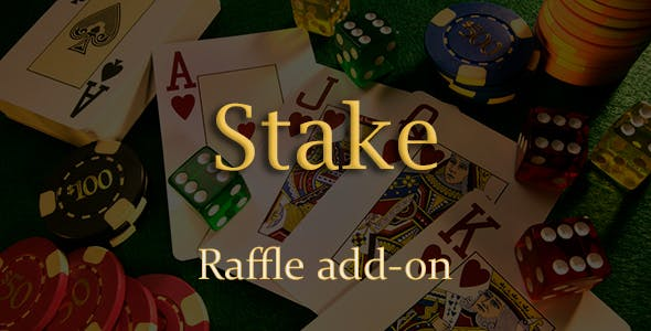 Multi Raffle (Lottery) Add-on for Stake Casino Gaming Platform
