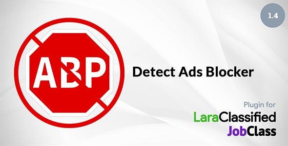 Detect Ads Blocker Plugin