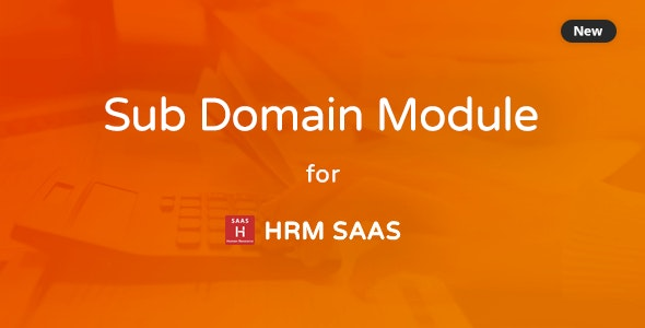 Subdomain Module for HRM SAAS - CodeCanyon Item for Sale