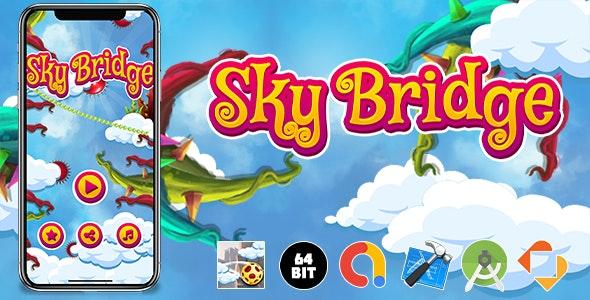 Sky Bridge Game Template - CodeCanyon Item for Sale