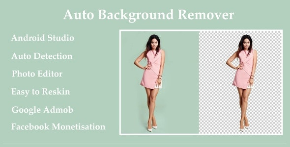Auto Background Remover / Changer - CodeCanyon Item for Sale