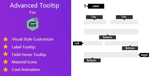 Advanced Tooltips for Gravity Forms