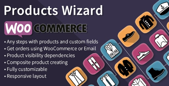 WooCommerce Products Wizard - CodeCanyon Item for Sale