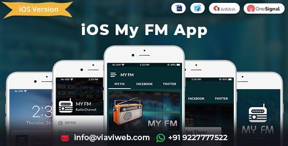 My FM iOS