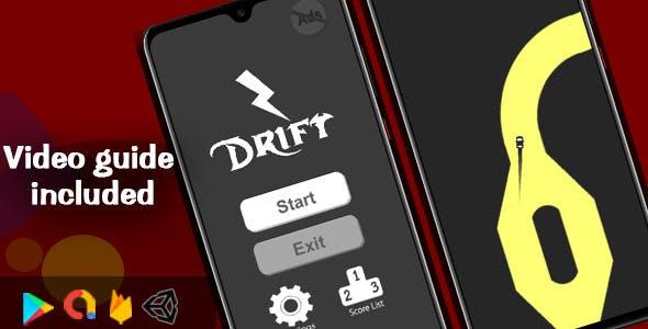 Fast Drift - Admob | Unity | Firebase