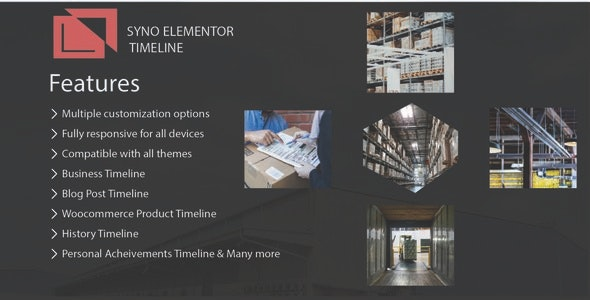 Syno Elementor Timeline Widget - CodeCanyon Item for Sale