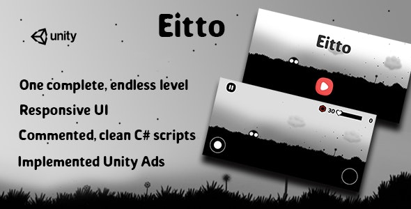 Eitto - Complete Unity Game - CodeCanyon Item for Sale