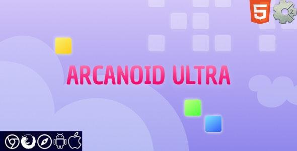 Arcanoid Ultra - CodeCanyon Item for Sale