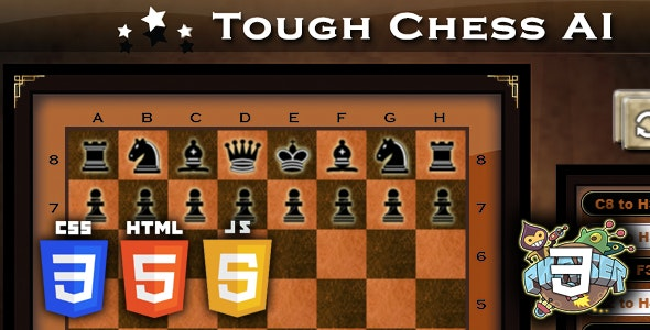 Phaser 3 Tough Chess AI - CodeCanyon Item for Sale