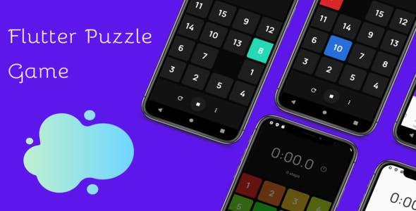 Flutter Puzzle Game