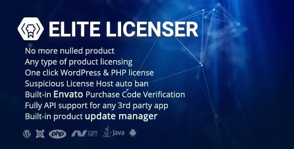 Elite Licenser- Software License Manager