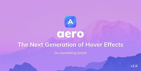Aero - Image Hover Effects - CodeCanyon Item for Sale