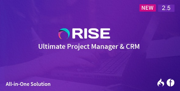 RISE - Ultimate Project Manager - CodeCanyon Item for Sale