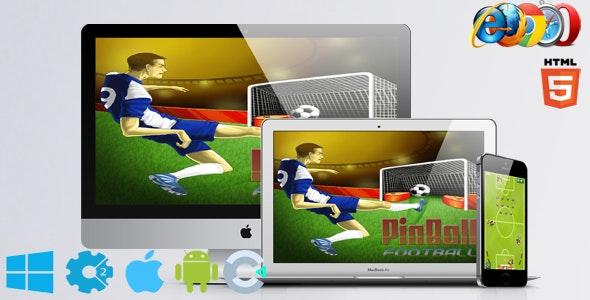 Pinball Football - CodeCanyon Item for Sale