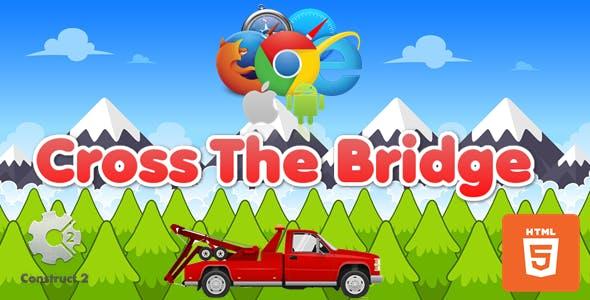 Cross The Bridge - HTML5 Game (.Capx)
