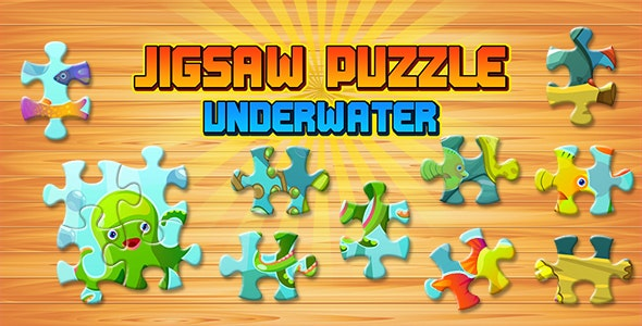 Jigsaw Puzzle Game (CAPX and HTML5) - CodeCanyon Item for Sale