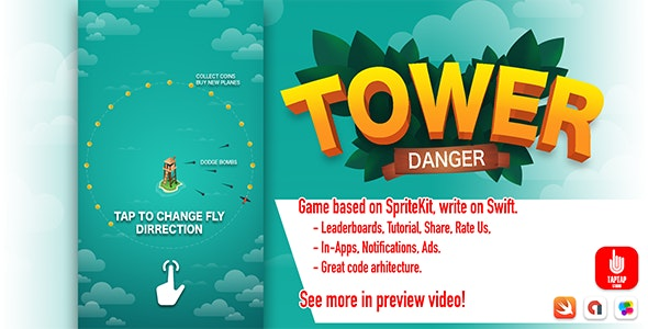 Danger Tower - CodeCanyon Item for Sale