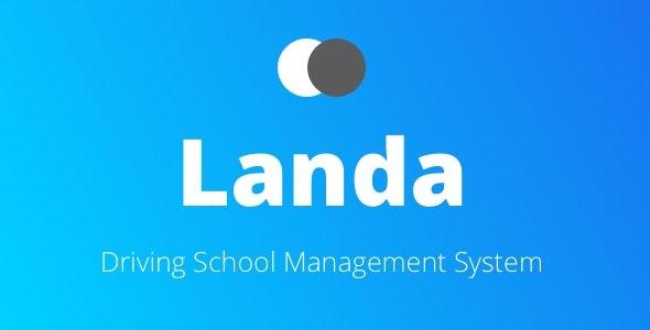 Landa | Driving School Management System - CodeCanyon Item for Sale