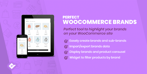 Perfect WooCommerce Brands - CodeCanyon Item for Sale
