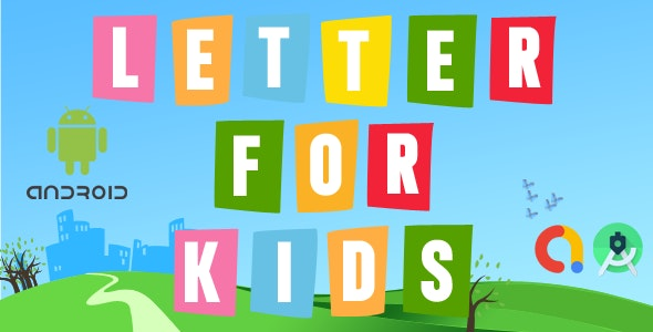 LETTER FOR KIDS GAME TEMPLATE - CodeCanyon Item for Sale
