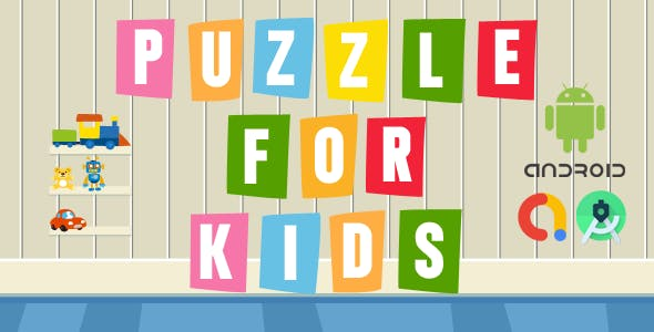 Puzzle For Kids Game Template