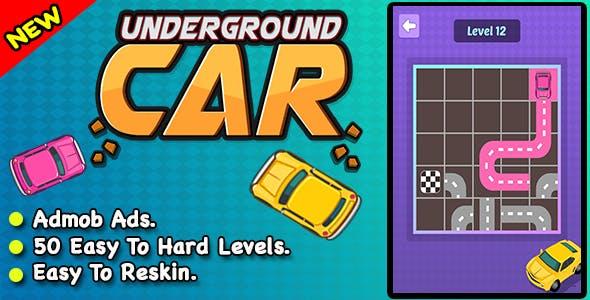 Underground Car + Best Car Parking Puzzle Game For IOS