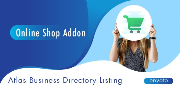 Atlas Directory Listing Online Shop Addon - CodeCanyon Item for Sale