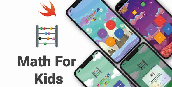 Math For Kids | Full iOS Game