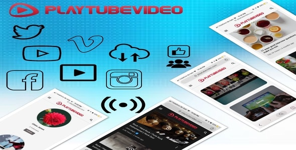 PlayTubeVideo - Live Streaming and Video CMS Platform - CodeCanyon Item for Sale