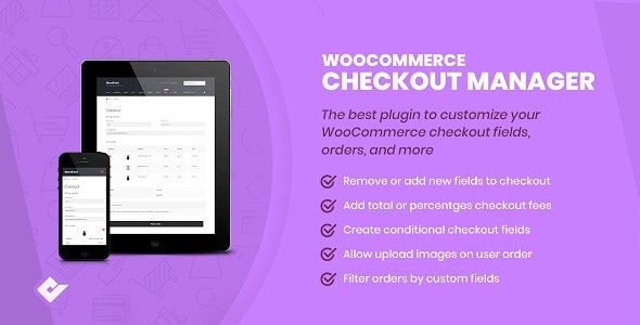 WooCommerce Checkout Manager - CodeCanyon Item for Sale